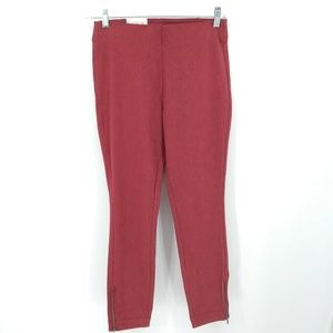 New Utopia Hue Medium Ankle Leggings Paprika Red